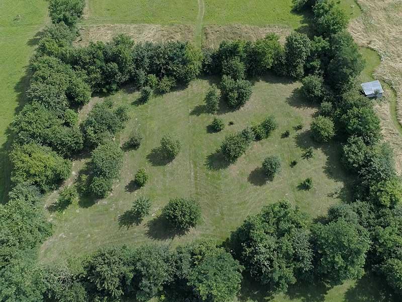 Domaine du Denais - location nature
