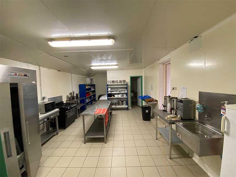 Cusine professionnelle au Denais - Mayenne