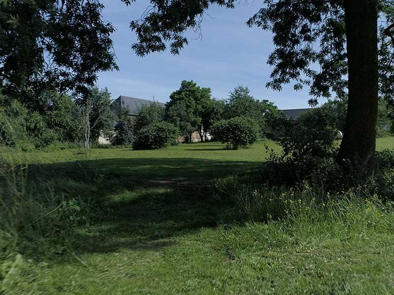 Domaine du Denais - activités en plein air