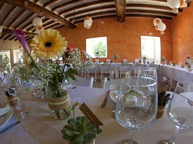 Salle de mariage à louer au Denais - Mayenne