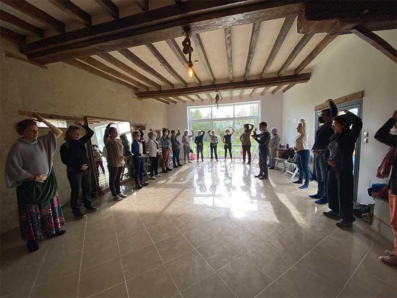 Studio à louer pour stage, spectacle, séminaire - Denais - Saint Denis d'Anjou