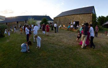Location du Denais pour une réception - Mayenne